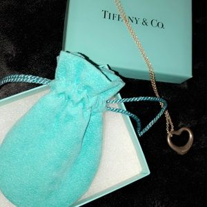 Authentic Tiffany co necklace